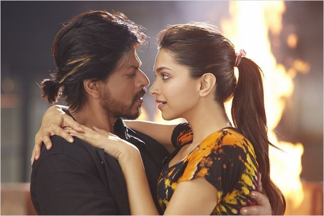 Image result for shahrukh deepika happy new year