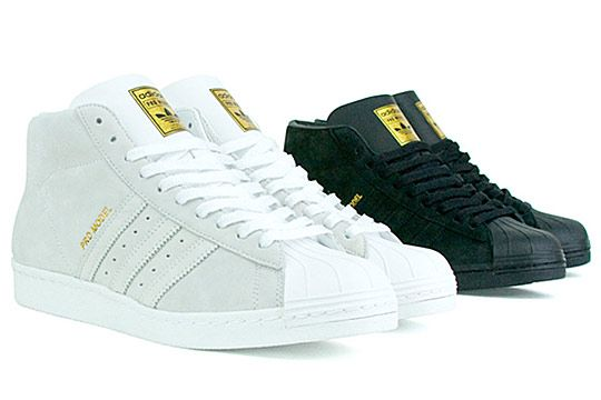 adidas pro model superstar
