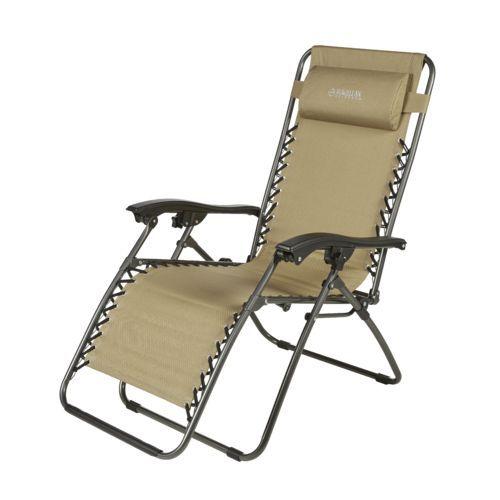 Magellan Outdoors Anti-Gravity Lounger  Lounge chair outdoor