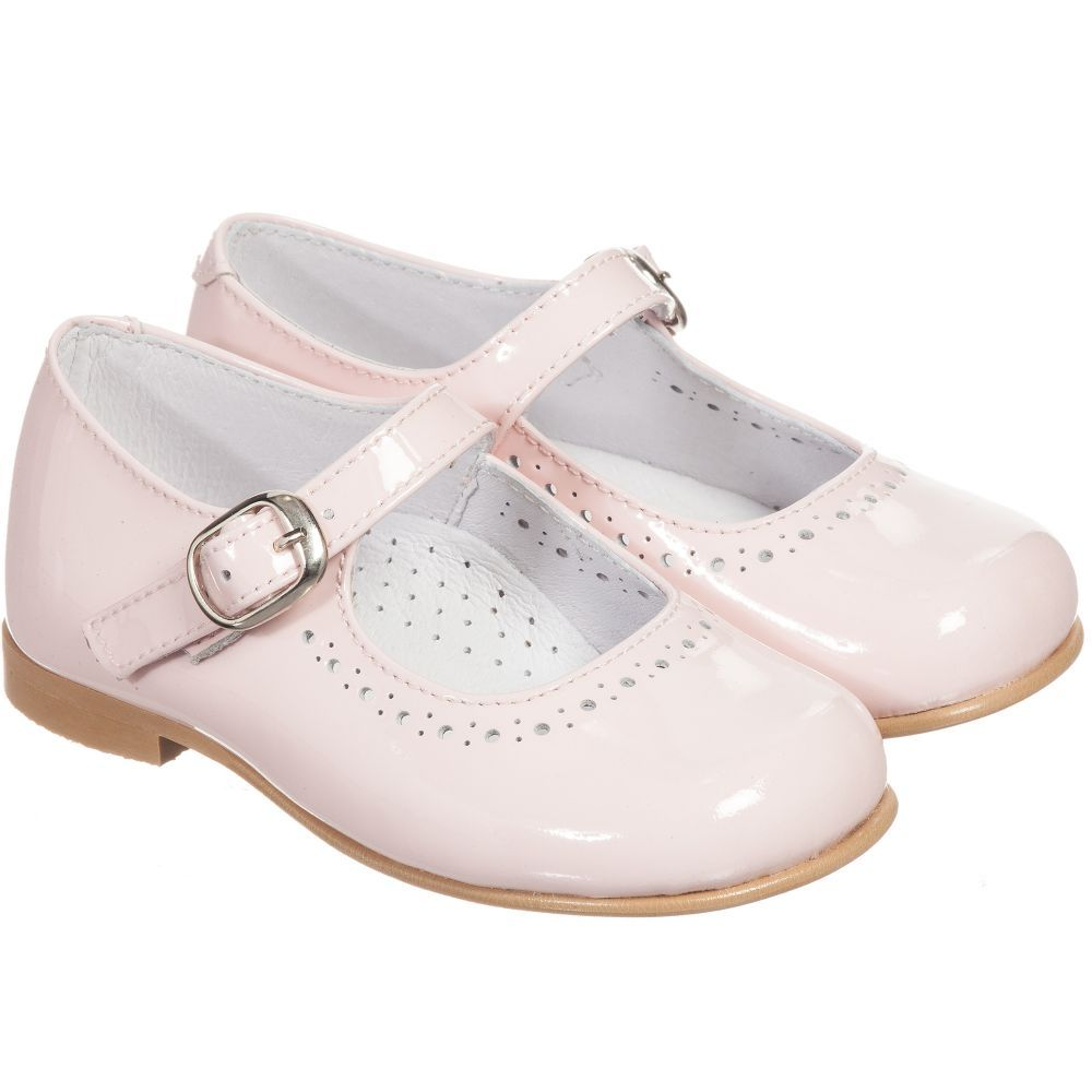 Girls shoes, Patent leather shoes