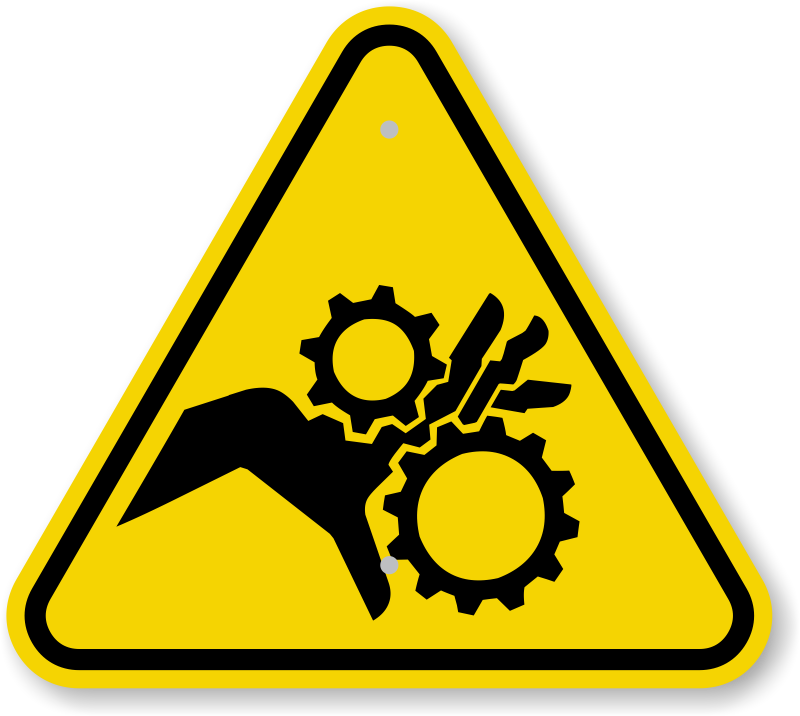 triangle warning sign - Google Search