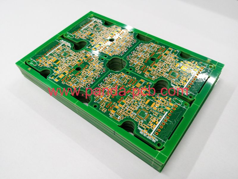 High Frequency Pcb Or Calls Microwave Radio Frequency Pcb Rf Pcb Are Widely Used In Wireless Communic Wireless Networking Radio Frequency Printed Circuit Board