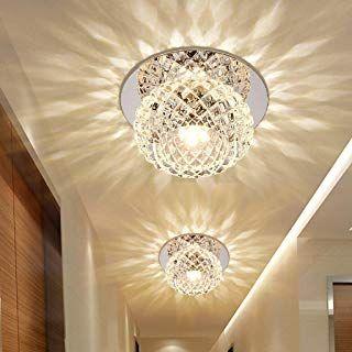 modern kristallleuchten deckenlampe holz rund led