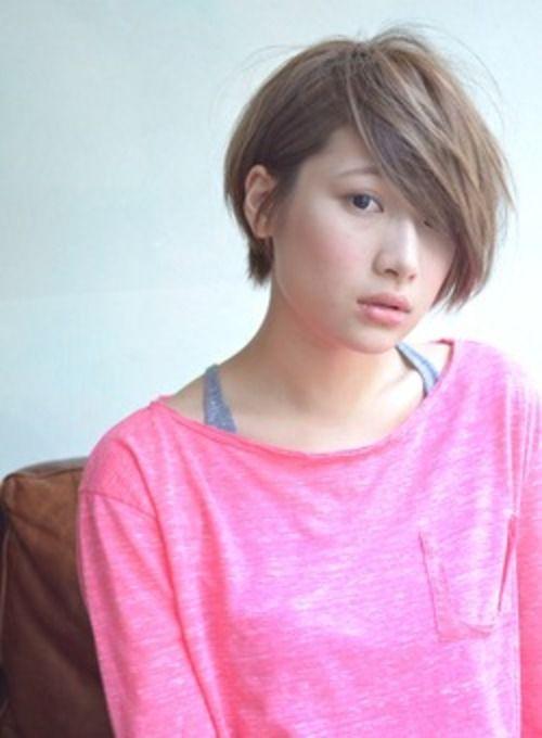 【ショートヘア】長澤まさみ風☆ショートスタイル/DECOの髪型 ...