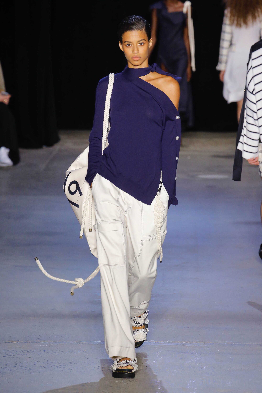 Monse Spring 2019 Ready-to-Wear Fashion Show