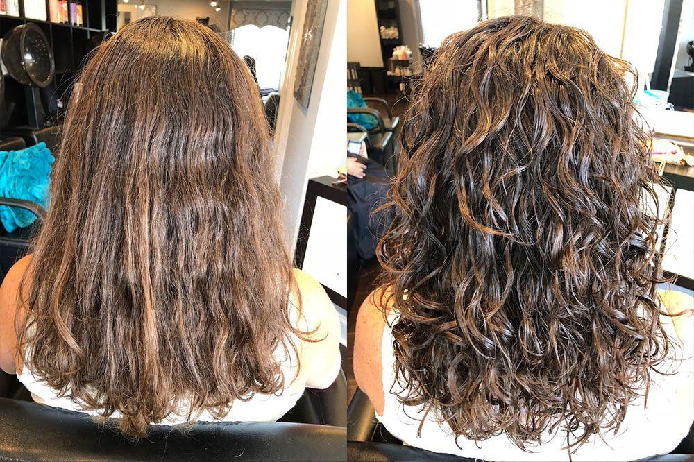 Hairsalon Hair Hairstylist Haircut Hairstyle Hairstyles Hairdresser Beauty Salon Instahair Hairgoals Curlyhair I Ouidad By Adored Salon In 2019