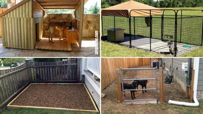 30+ Smart Ways How to Build Backyard Clubhouse Ideas