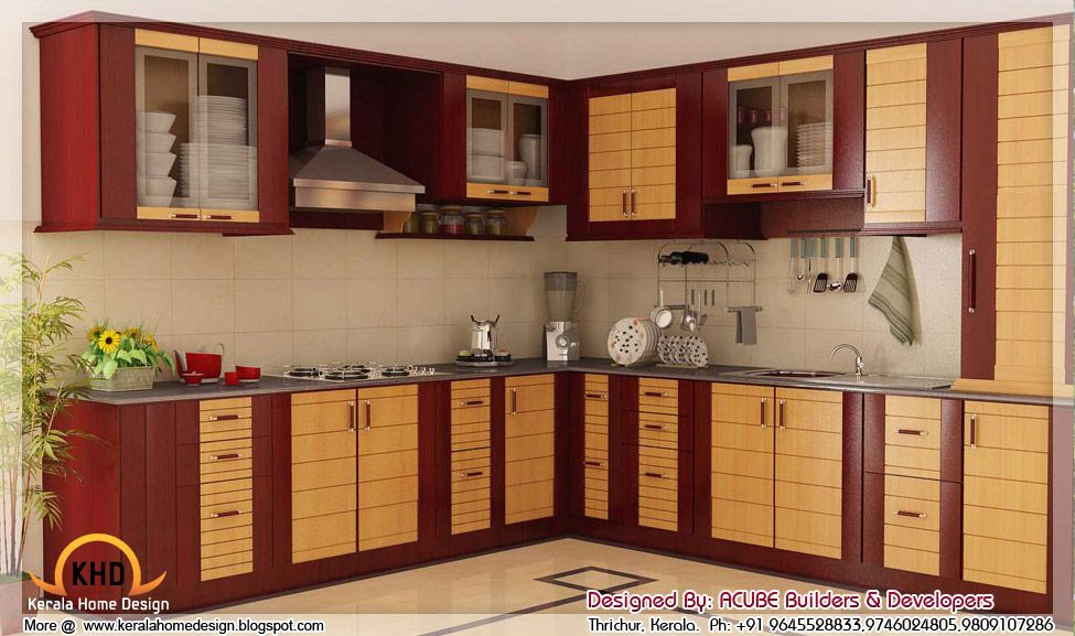 Interior Designs For Indian Kitchen | House Decor Ideas | Pantry ...