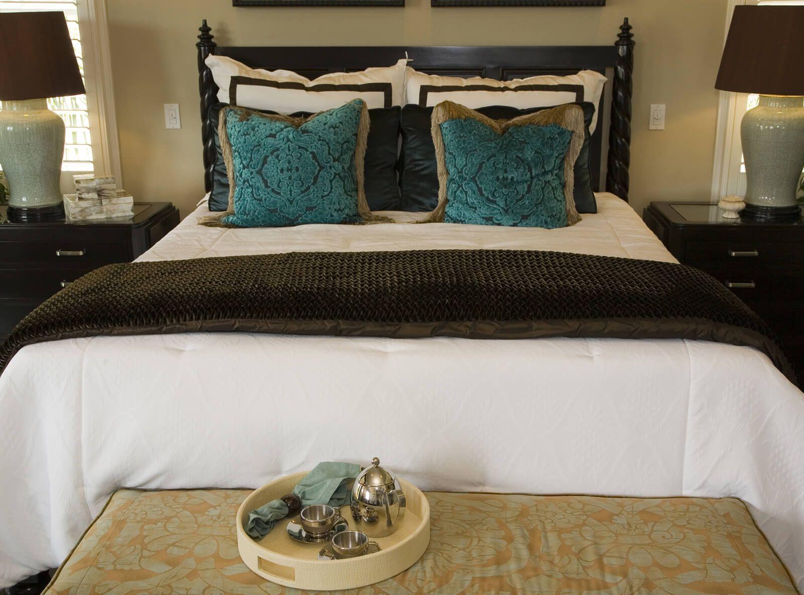 Bedroom Harmony In Interior Design En 2020 Decoration Maison Decor Diy