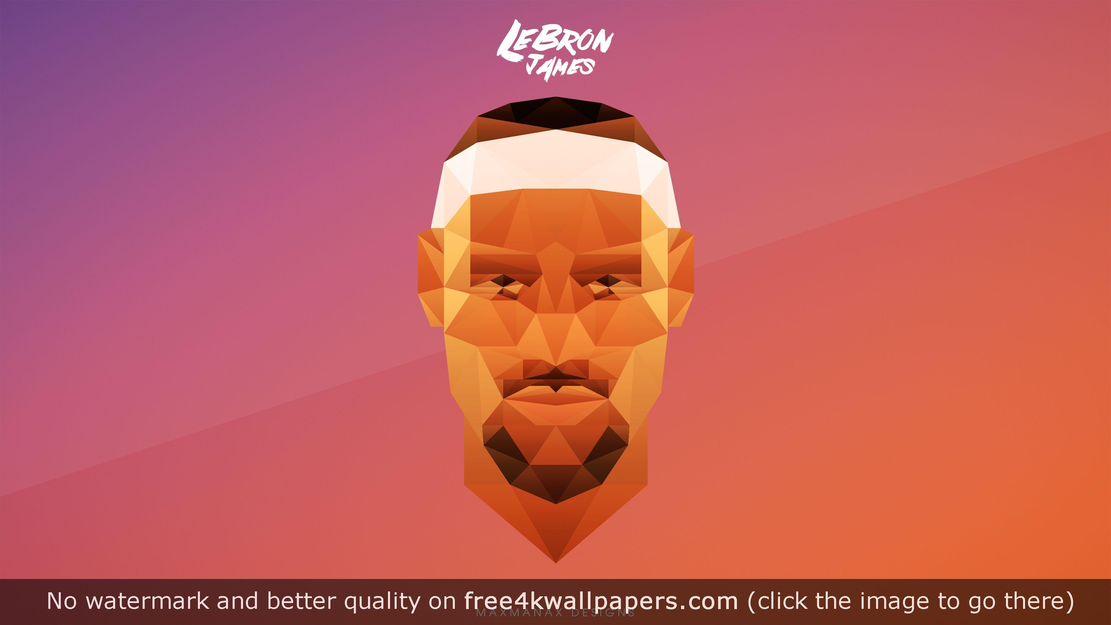 Lebron James 4K 4K Wallpaper