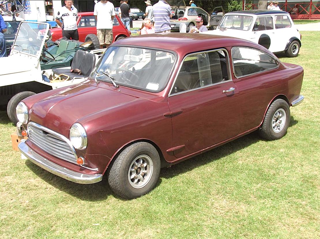 Mini 1968 mini cooper : Mini Broadspeed GT   Adrenaline Capsules   Pinterest   Minis ...