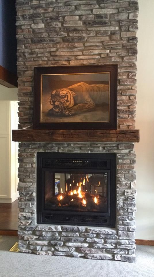 Weather You Want To Convert Your Wood Burning Fireplace To Natural Gas Or Add The Wood Burning Experience To Your Home Fireside Pros I Fireplace Stores Wood Fireplace Direct Vent Gas Fireplace