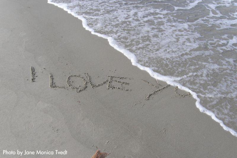 Photo by Jane Monica Tvedt - I love you ;)