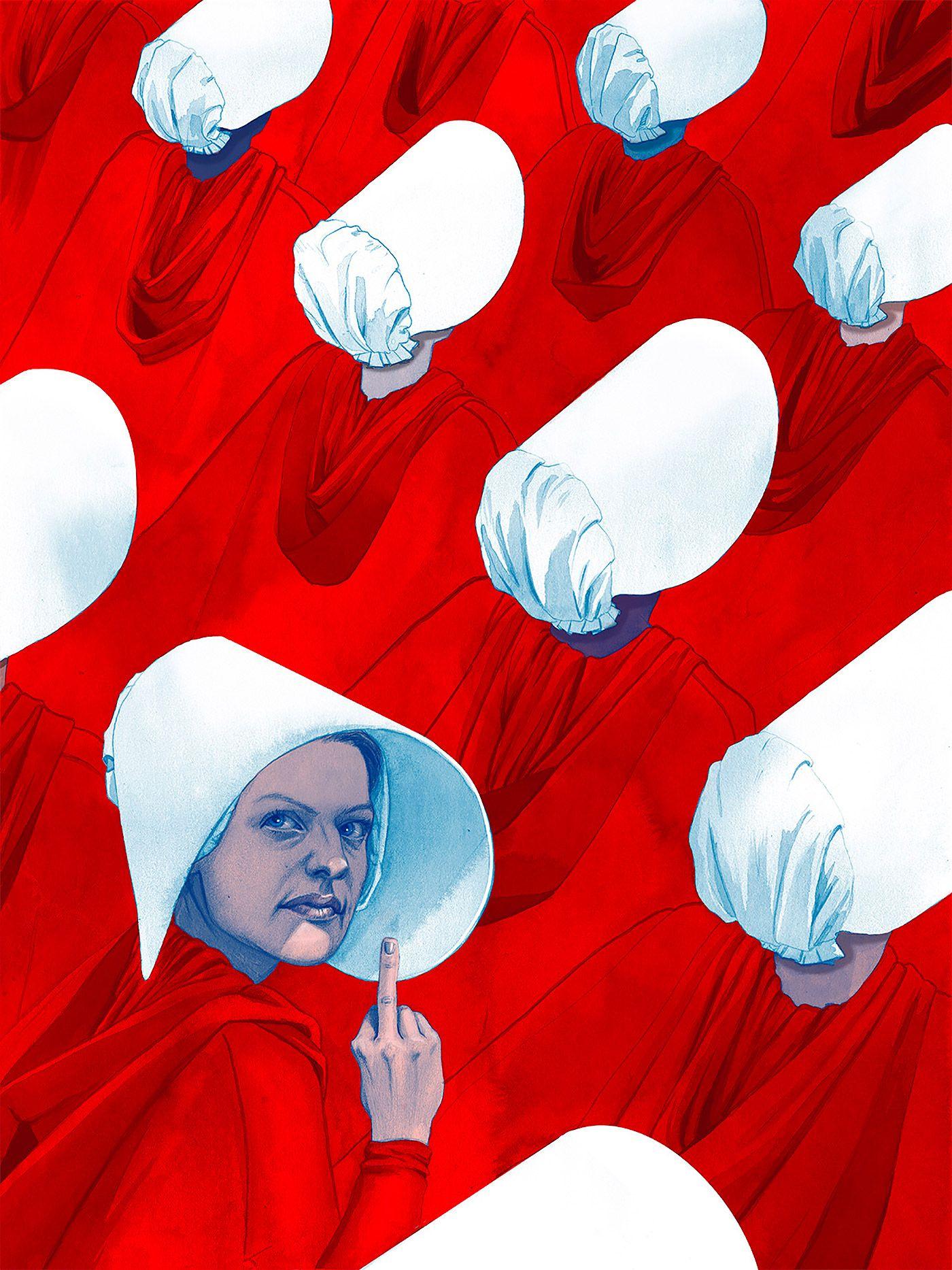 Gorgeous Editorial Illustrations By Zoë Van Dijk