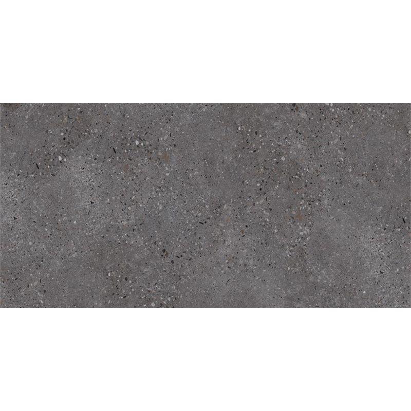 Johnson Tiles 30 X 60cm Grey Urban Cement Matt Porcelain Floor Tile 6 Pack Cement Tile Floor Cleaning Wooden Floors Porcelain Flooring