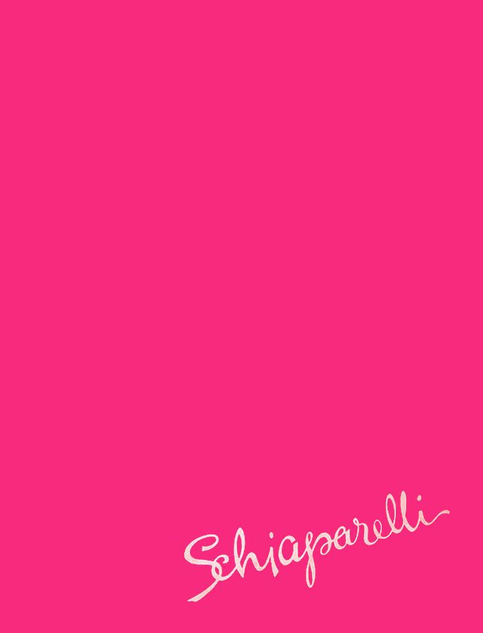 Image result for shocking pink schiaparelli