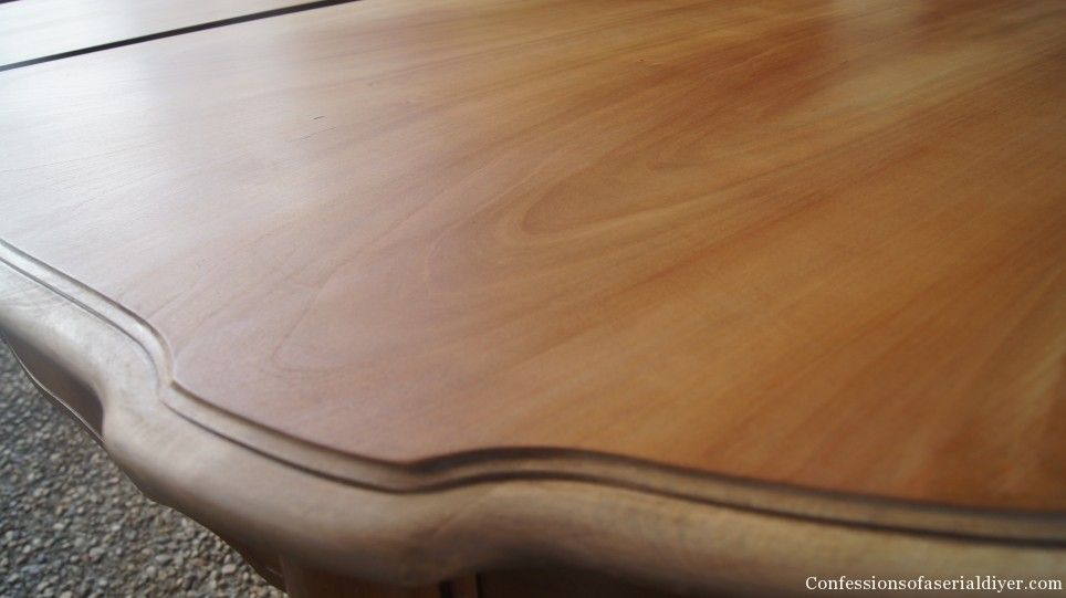 Removing stain without sanding using Minwax Antique Furniture Refinisher - How To Remove Stain Without Sanding DIY And Tips For The Home