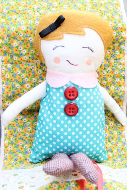 Fab: Handmade doll