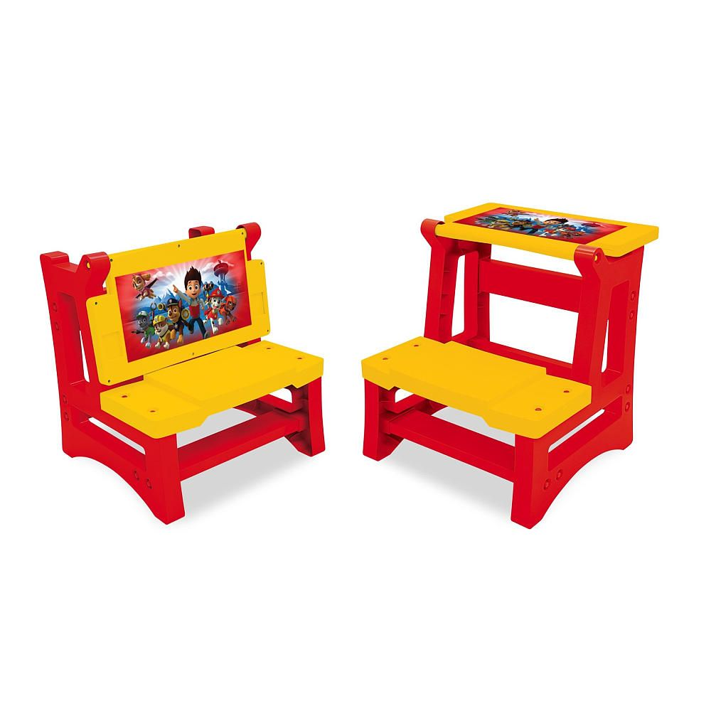 Incredible Nick Jr Paw Patrol 2 In 1 Chair Activity Desk Kids Only Creativecarmelina Interior Chair Design Creativecarmelinacom