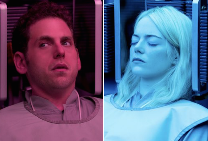 First look at Cary Fukunaga's Maniac starring Jonah Hill