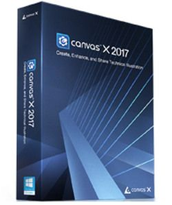 ACD Systems Canvas X 2017 GIS Crack & Keygen Download is activation
