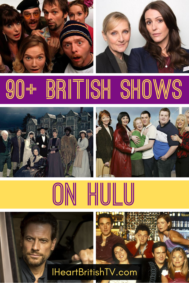 Pin on British Comedies Television Shows