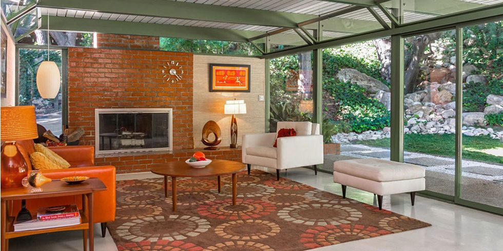 A Time Capsule Home That Will Transport You to 1954 | Mid-century ...