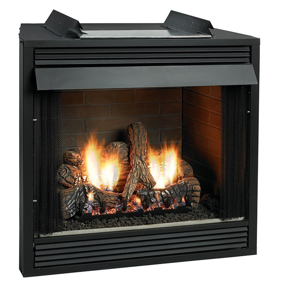 The Breckenridge Vent Free Fireboxes Offer A Variety Of Sizes And
