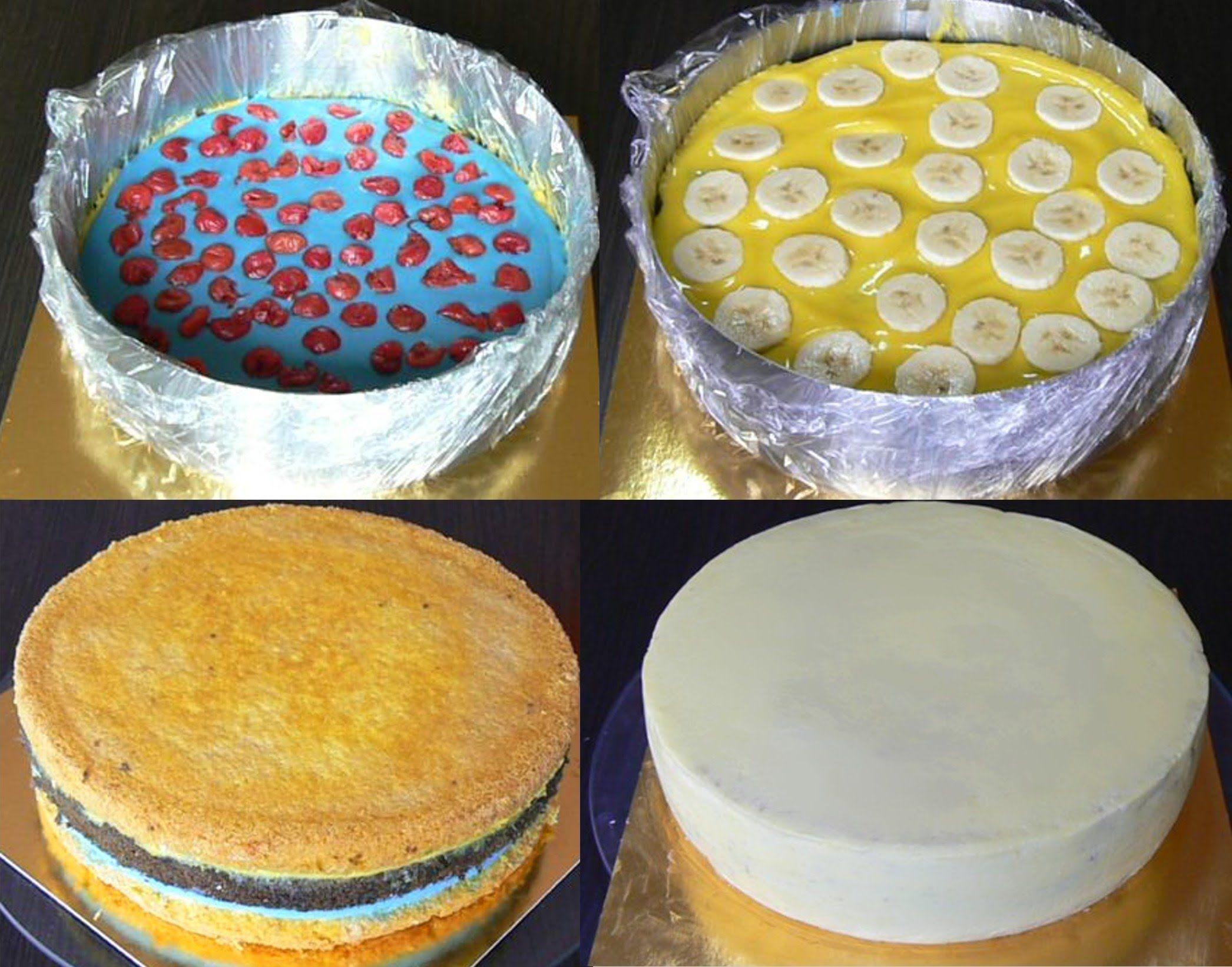 Торт анна павлова рецепт пошагово с фото отлично подходит