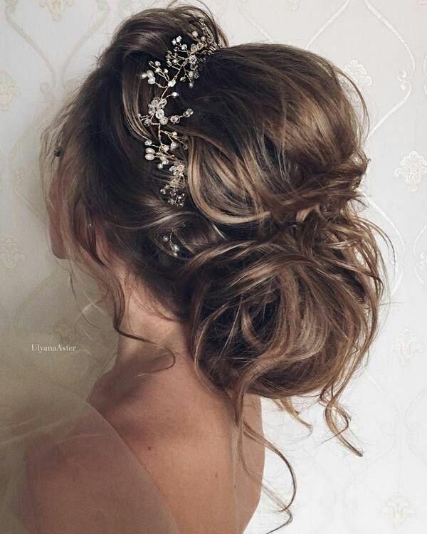 accessoires cheveux coiffure mariage chignon mari e boh me romantique retro bijoux mariage 74. Black Bedroom Furniture Sets. Home Design Ideas