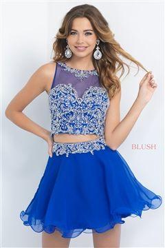 Blush Prom 10073