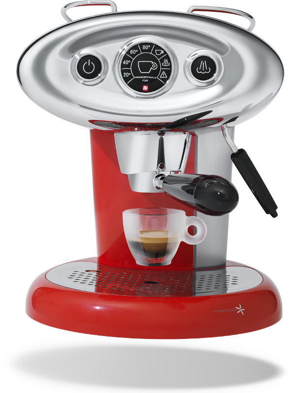 X7.1: macchina da caffè illy | Stuff to Buy | Home espresso ...