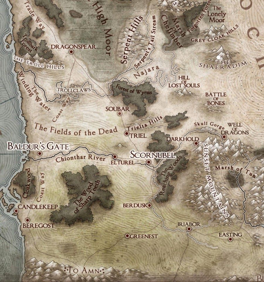 hoard of the dragon queen raider camp  Google Search  RPG Maps