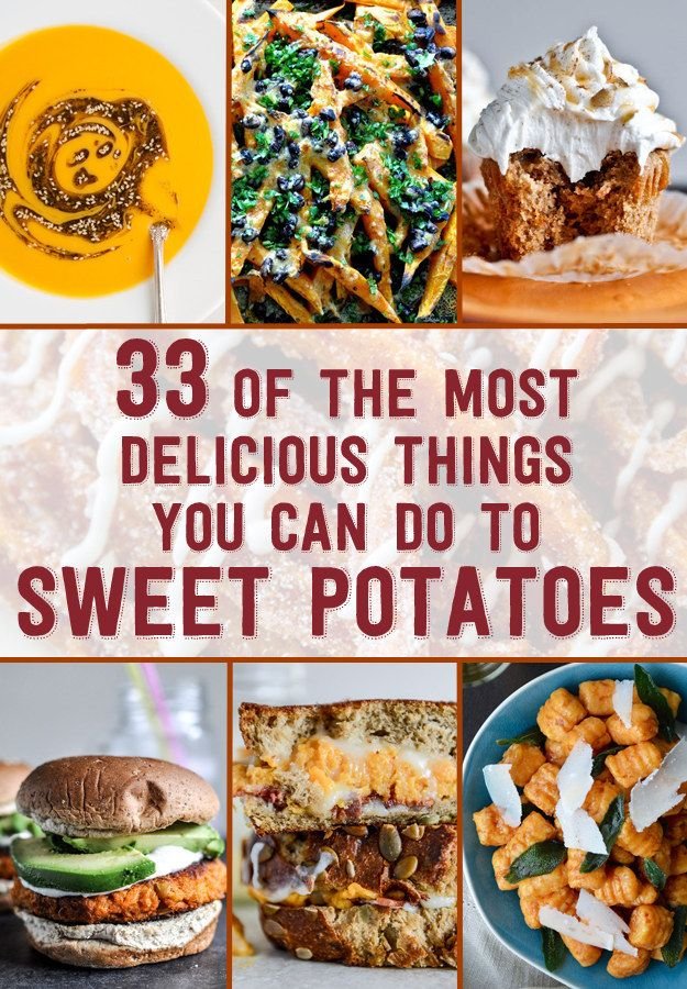 33 of the most delicious things you can do to sweet potatoes 33 forumfinder Choice Image
