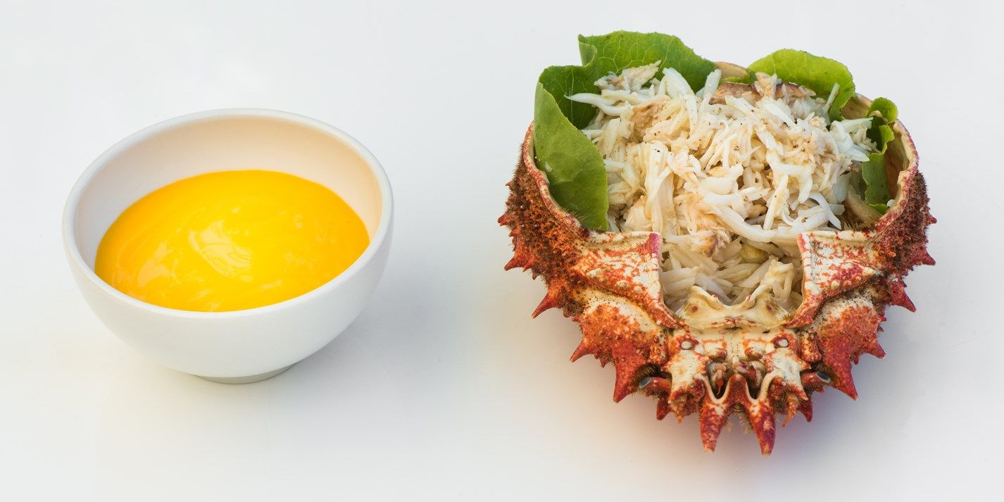 Lemon Mayonnaise Recipe With Spider Crab Great Italian Chefs Recipe Mayonnaise Recipe Shellfish Recipes Lemon Mayonnaise