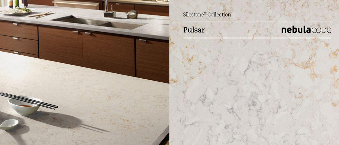 Silestone Pulsar Worktops Flooring