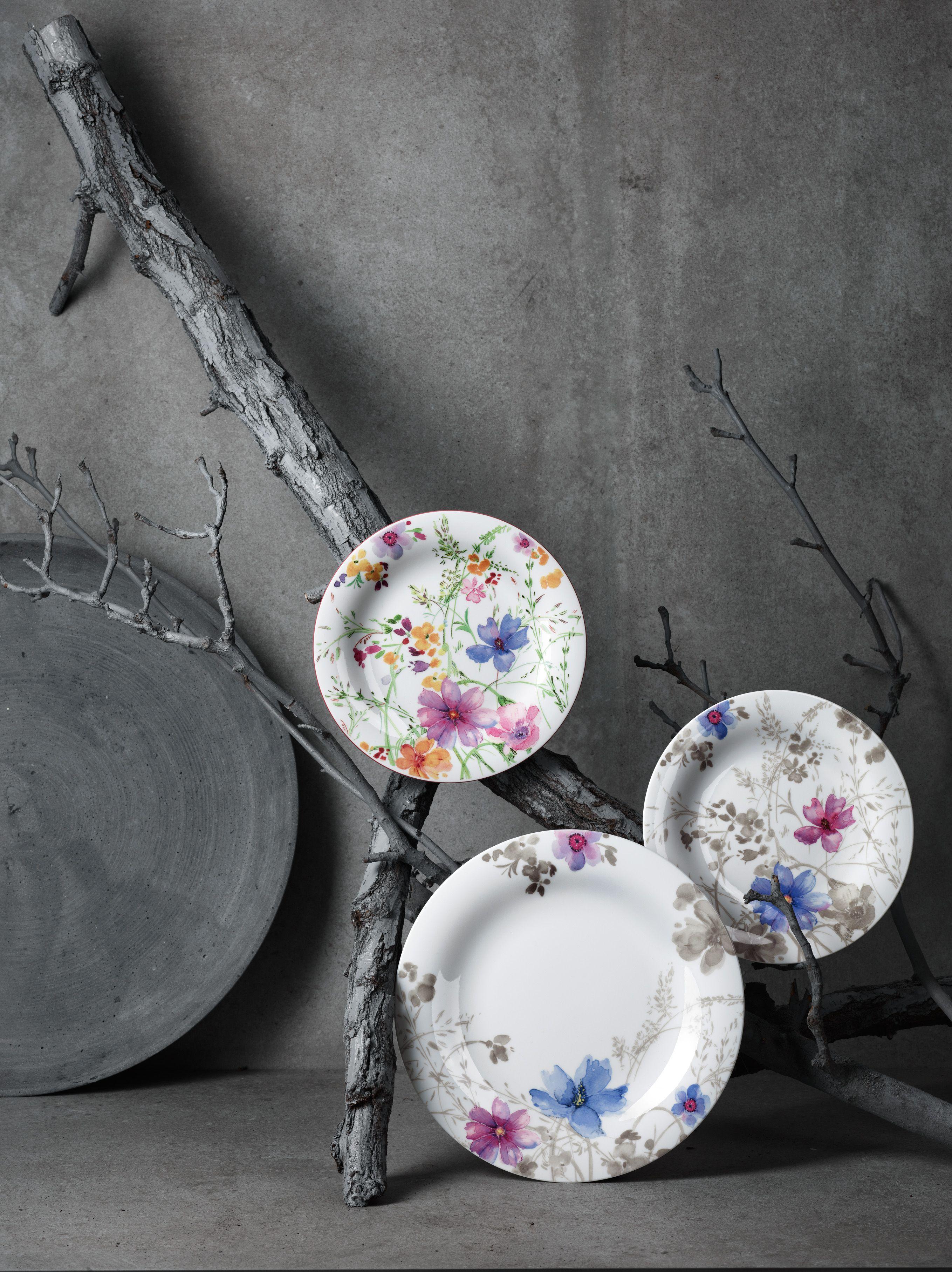 Vajilla De La Coleccion Mariefleur De Villeroy Boch Ceramicas In 2019 Tableware Porcelain Dinnerware Und Dinnerware