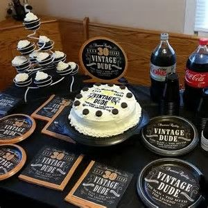 Image Result For 60th Birthday Party Ideas Men