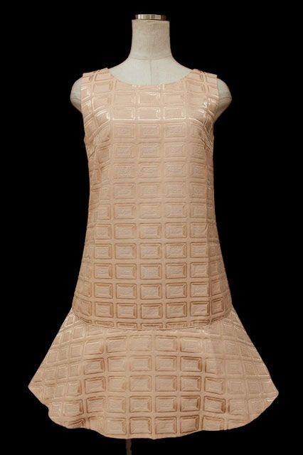 Leur Getter / Chocolate Bar Jacquard Dress   Closet Child Online Shop
