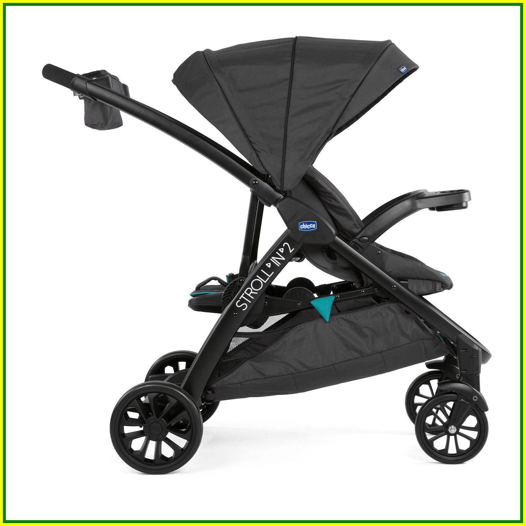 93 reference of stroller Chicco double stroller in 2020