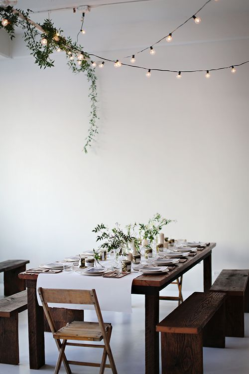 How To Hang String Lights Indoors Best Photo Just You Wait  Globe Lights Tabletop And Tablewares Decorating Inspiration