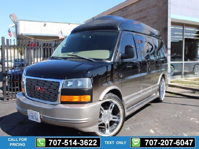 2006 Gmc Savana G1500 Conversion Van Nino Motors Gmc Big Van Van