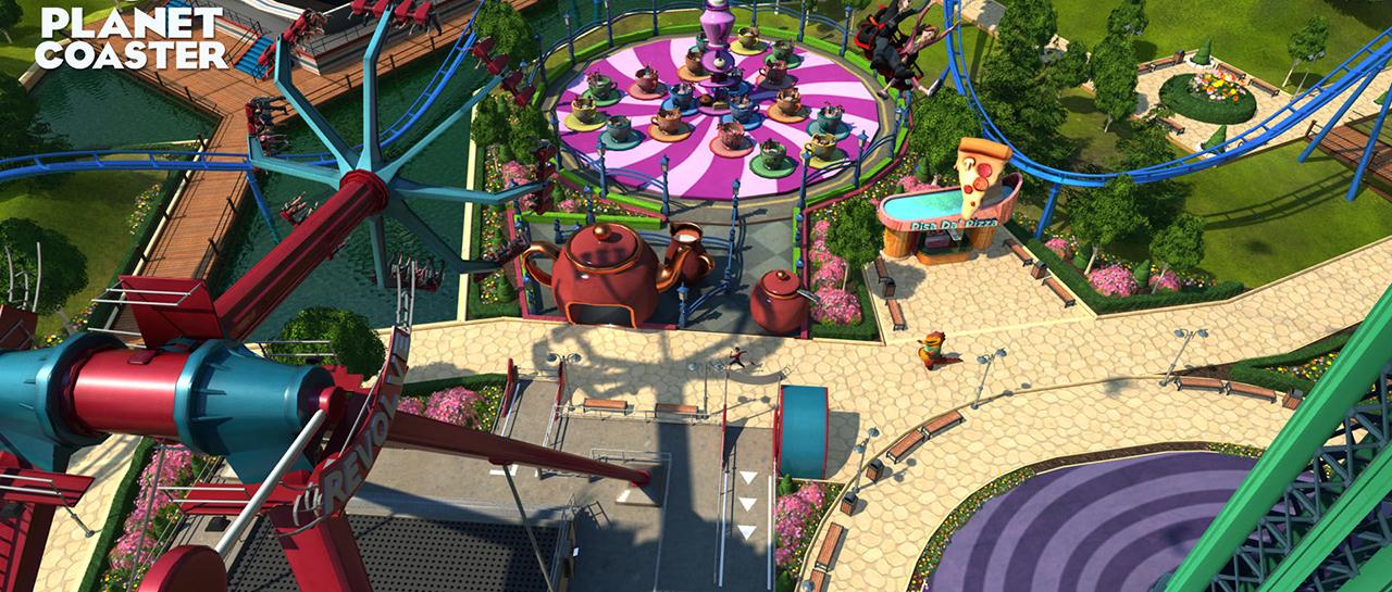 Conoce sobre Los parques de diversiones cobran vida en el primer diario de desarrollo de Planet Coaster