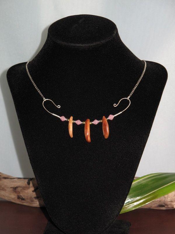 Unique Design Necklace With Shells
