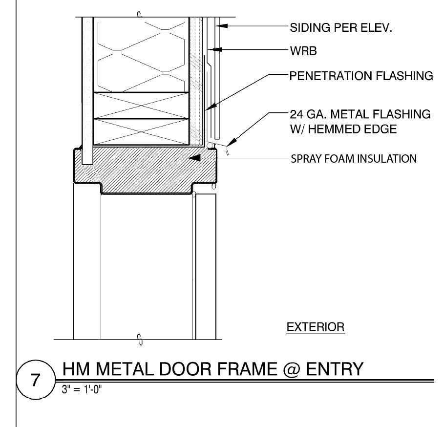 Exterior Door Header Detail How To Frame A Window Header Page 7 Frame Design Reviews Door