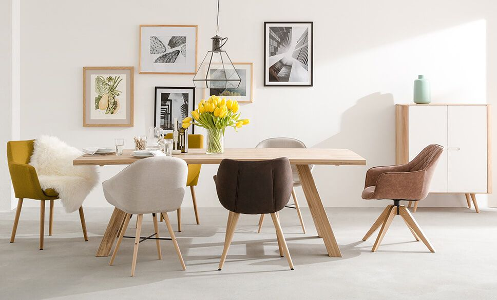 Dein Wohnstil Skandi: Skandinavische Möbel bei home24