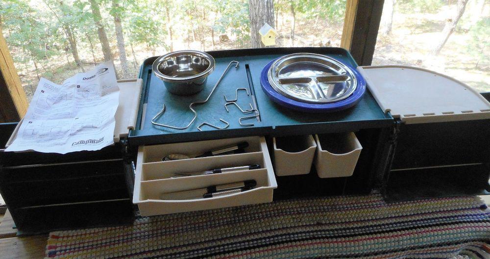 Dosko Sport Campmate Camp Kitchen Organizer Chuckbox Storage Campmate Camp Kitchen Organization Camp Kitchen Kitchen
