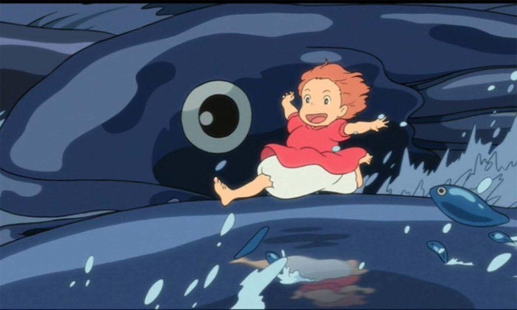 Ponyo Wallpaper 75 Quality Hd Graphics Wallpaper Ponyo Miyazaki Animated Movies For Kids