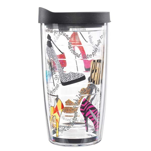 Check out the deal on Shoe-A-Holic Wrap 16 oz. Tumbler at The Paper Store