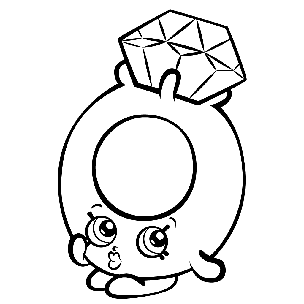 Shopkins Coloring Pages Cartoon Coloring Pages Pinterest Shopkins Coloring books and Cricut